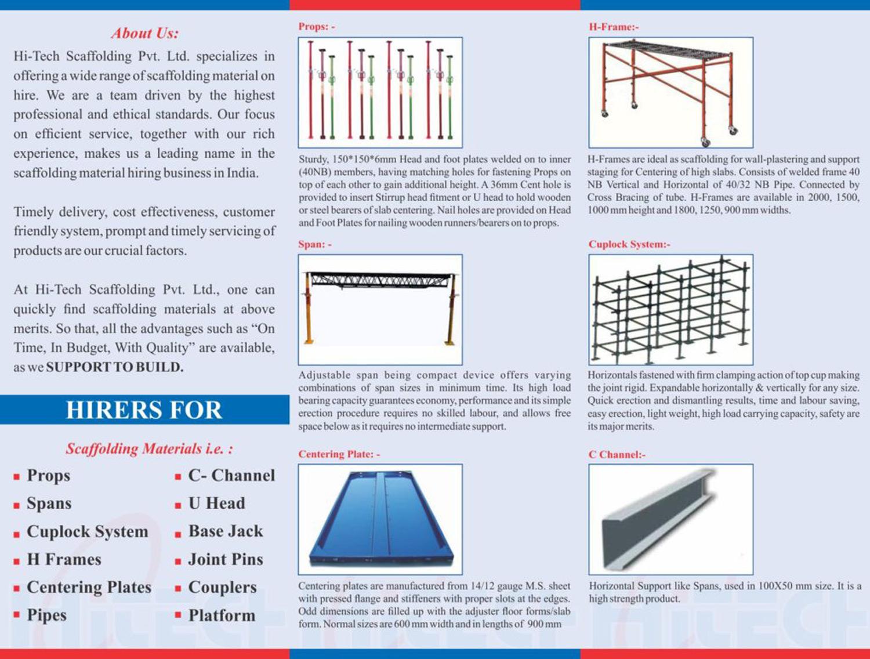 Broucher-2 – Hitech Scaffolding Pvt  Ltd